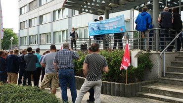 Aktive Mittagspause T-Systems Magdeburg
